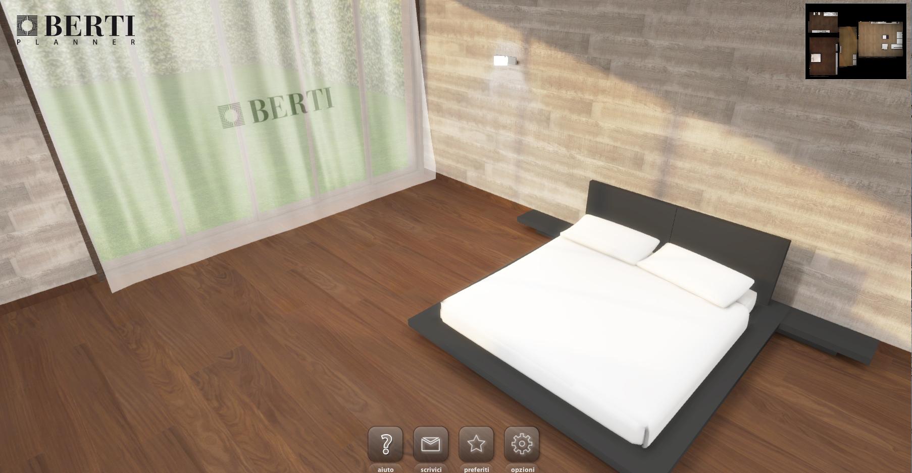 Berti planner progetta la tua nuova casa berti for Progetta la tua casa in 3d