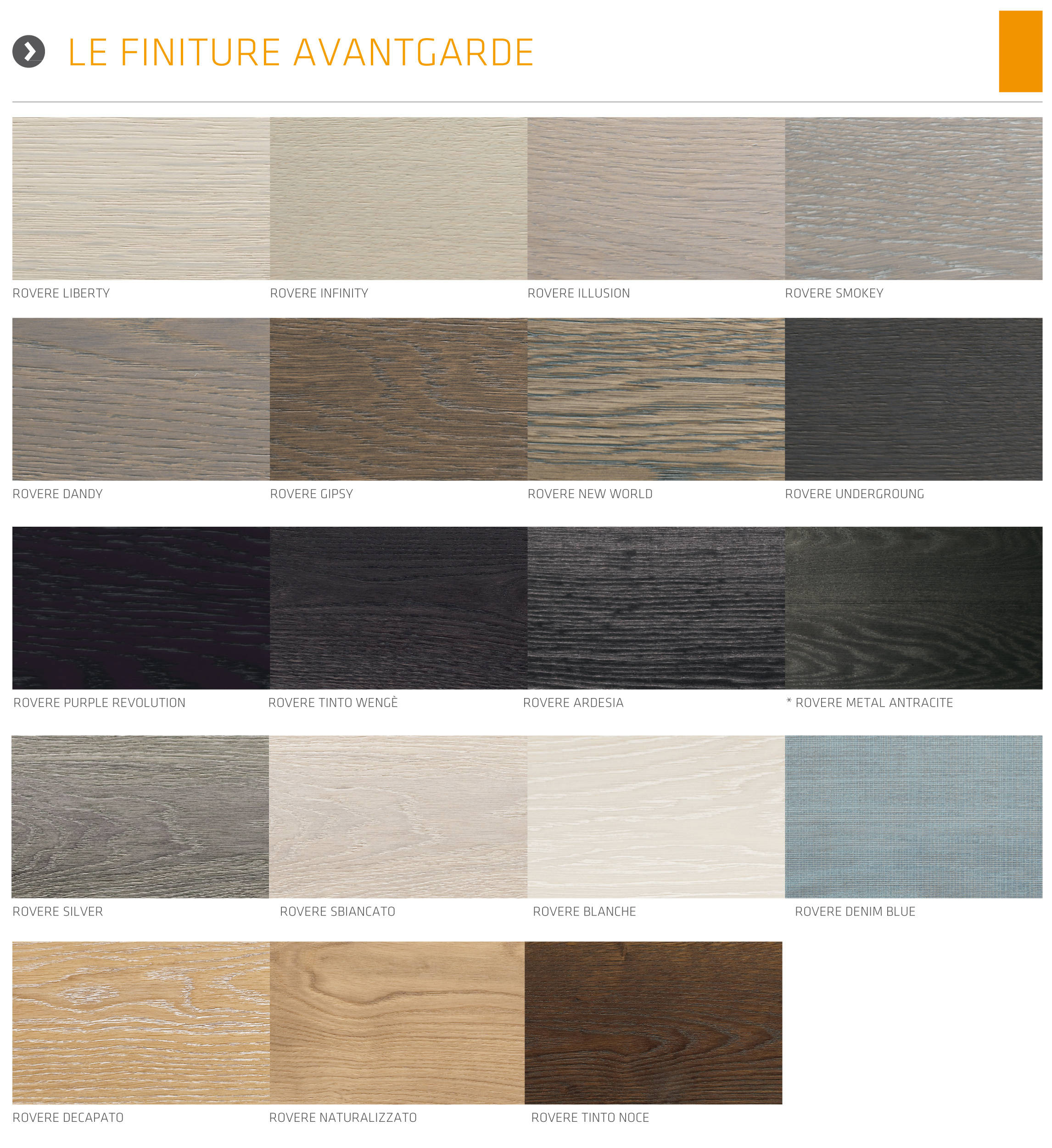 Emejing Colore Rovere Grigio Ideas - Home Design Ideas 2017 ...