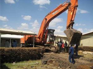 Etiopia: costruzione pozzo