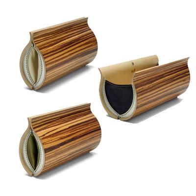Berti Blog: clutch in legno di Tivi