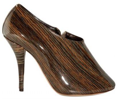 Berti Blog: Margiela scarpe effetto legno