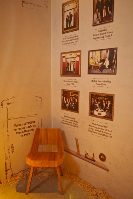 Berti Wooden Floors - Pinum history