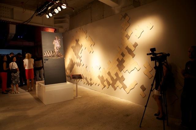 Berti Wooden Floors - Wave inlay