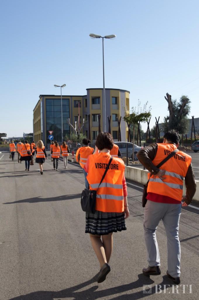 Berti Pavimenti Legno - Parquet - nuovi stabilimenti produttivi