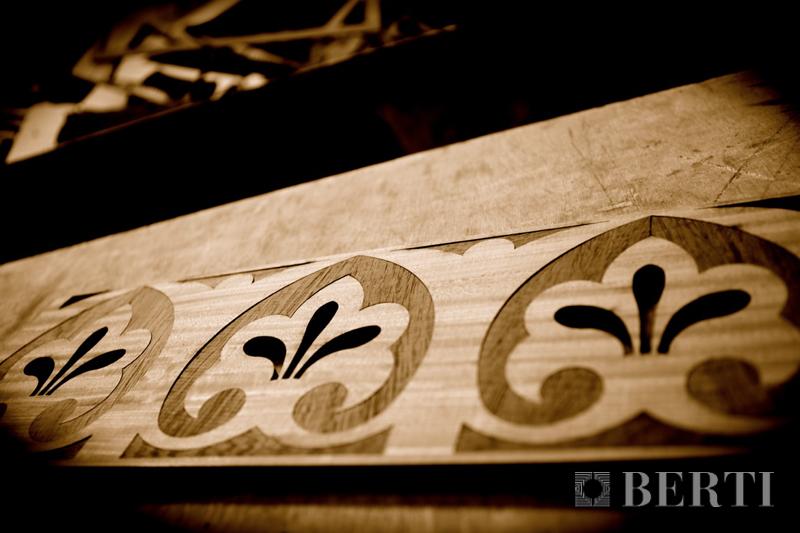 Berti pavimenti legno intarsio - parquet massiccio