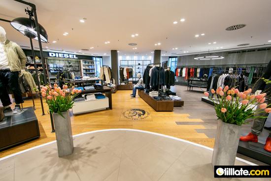 Berti parquet pavimenti Store Diesel negozio zurigo_1