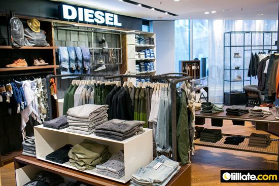 Berti parquet pavimenti Store Diesel negozio zurigo_2