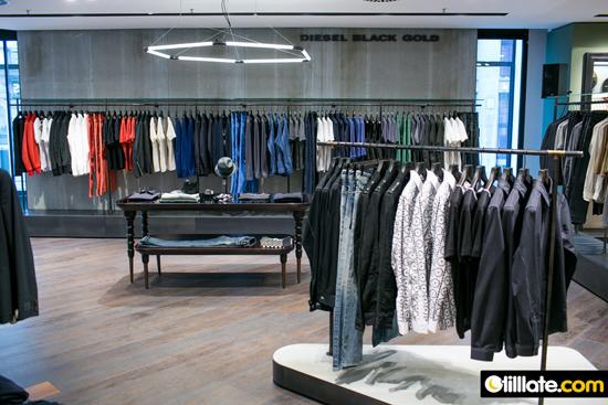 Berti parquet pavimenti Store Diesel negozio zurigo_3