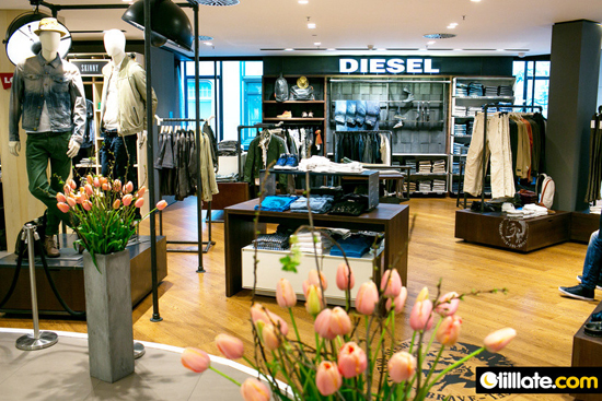 Berti parquet pavimenti Store Diesel negozio zurigo_4