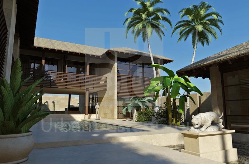 rendering villa jeddah UDG Berti parquet_3