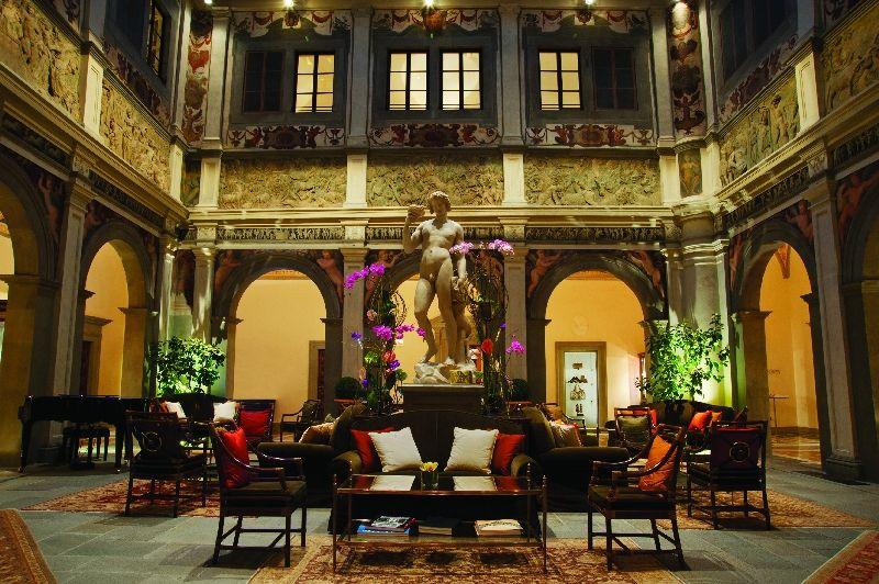 Berti Pavimenti Legno - Parquet - Four season Firenze - Lobby