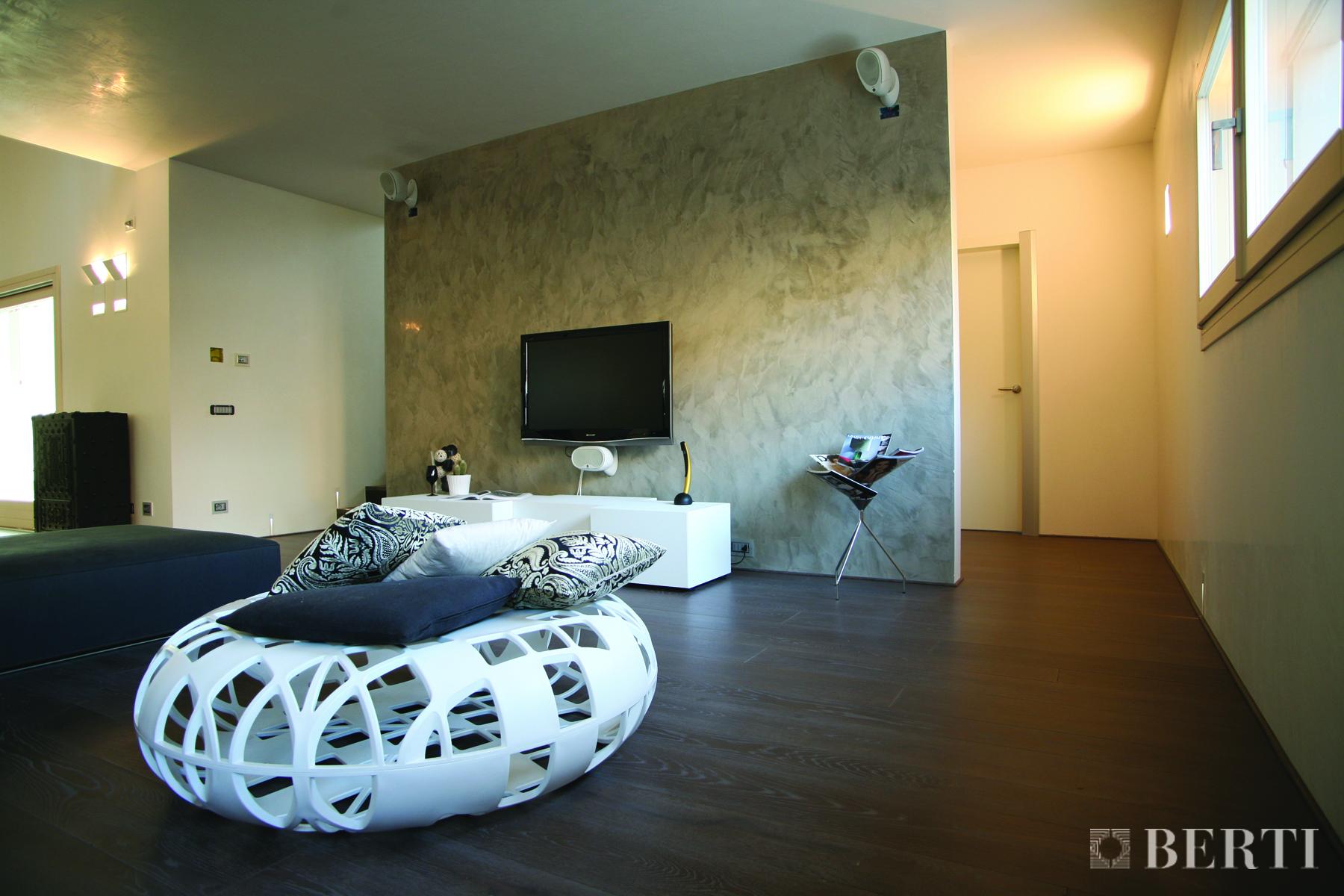 Berti Studio pavimenti legno - parquet rovere multistrato