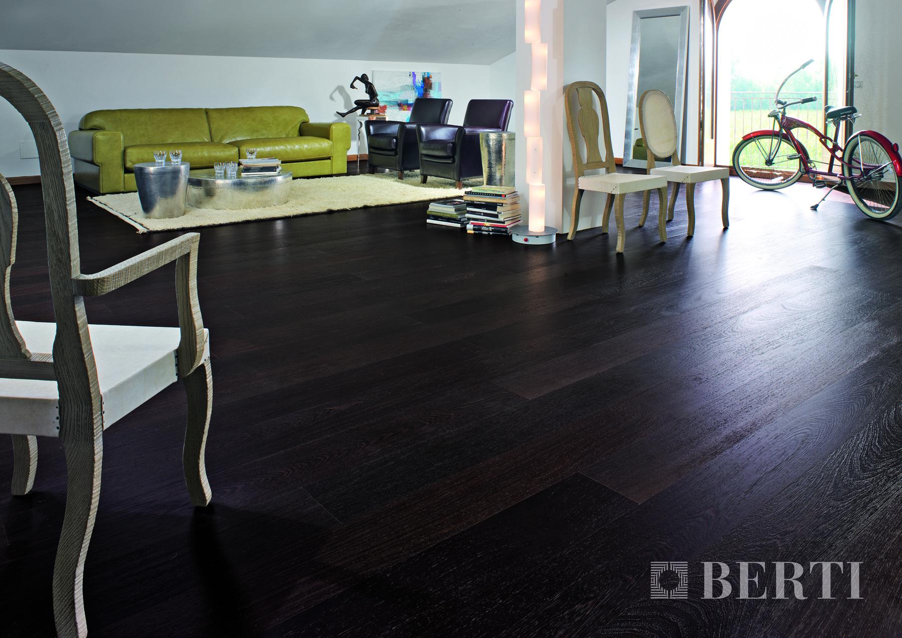Berti pavimenti legno parquet antico wengè