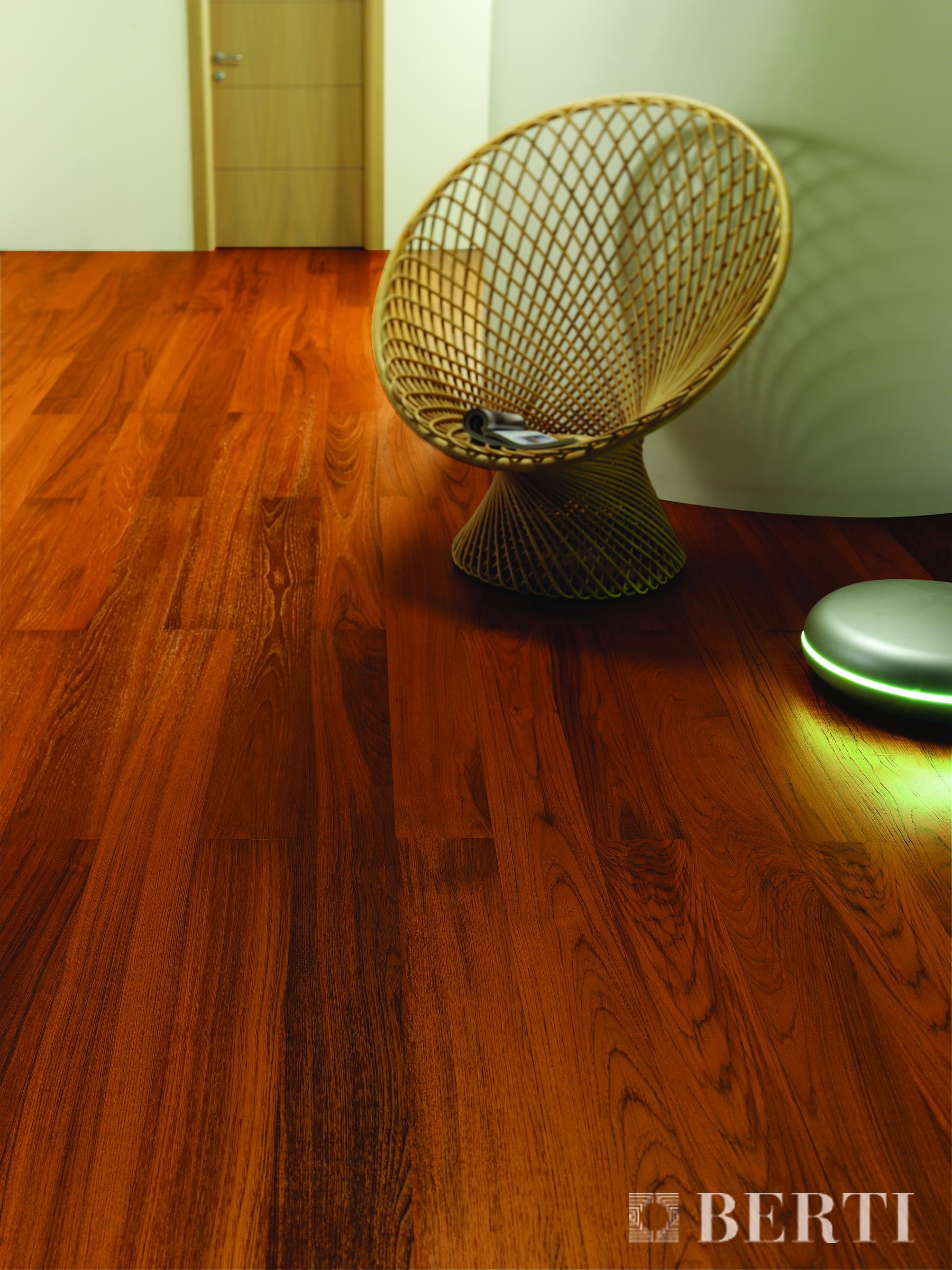 Berti pavimenti legno - parquet teak
