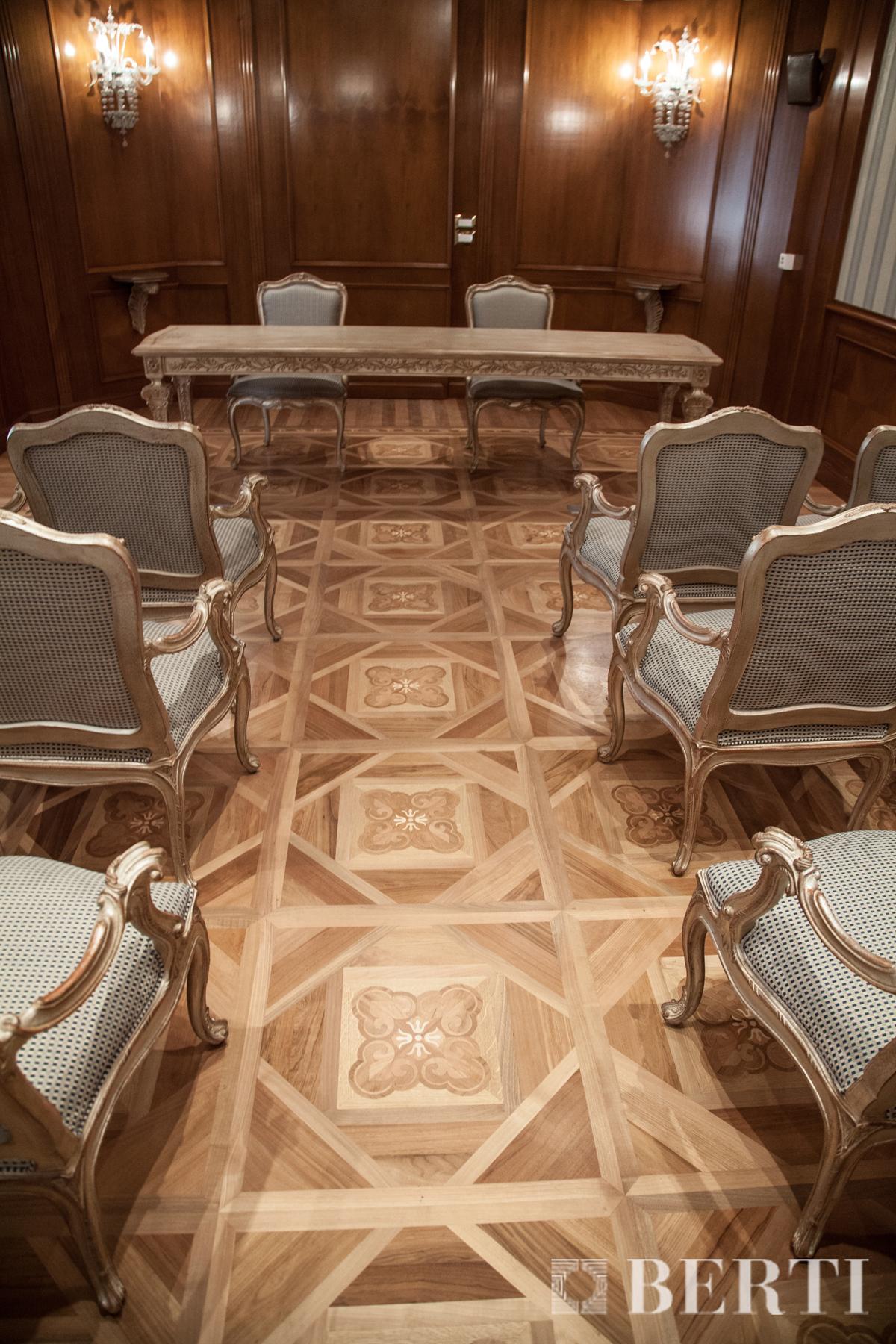Berti pavimenti legno - National Theatre in Baku_3