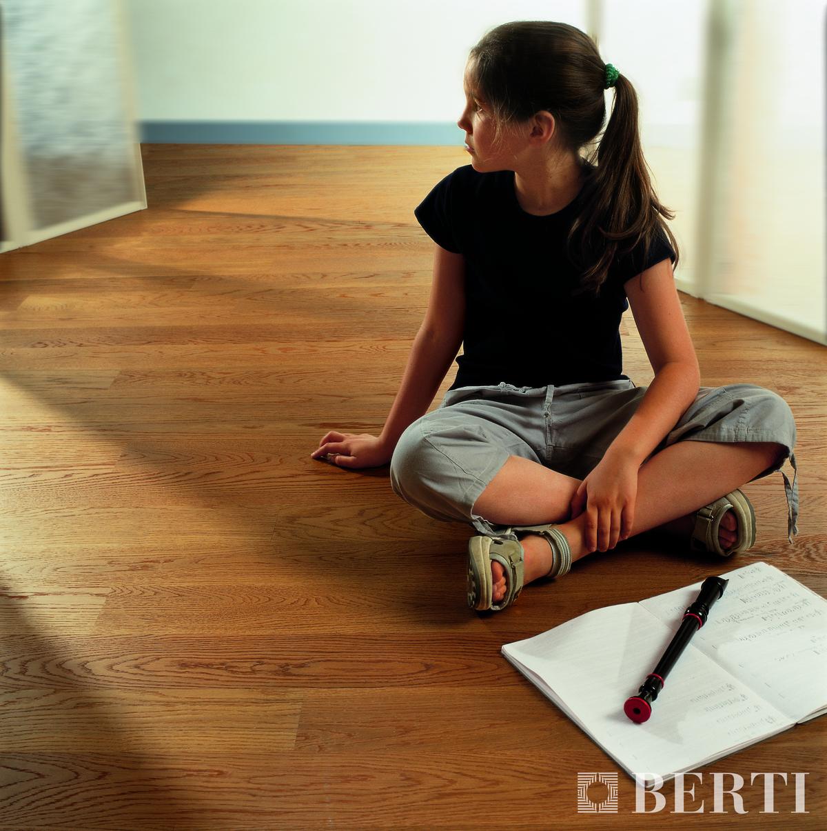 Berti pavimenti legno parquet finitura vernice