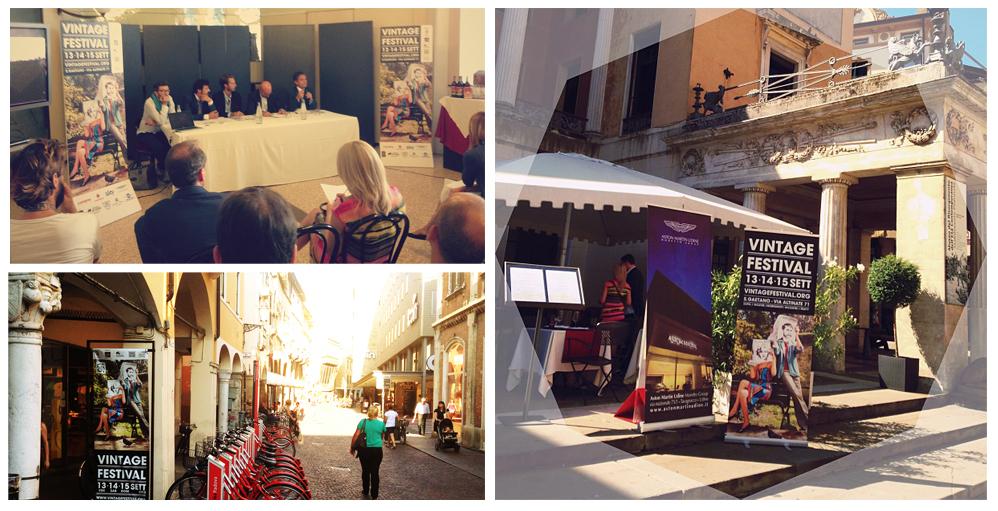 Berti Pavimenti Legno Vintage Festival 2013