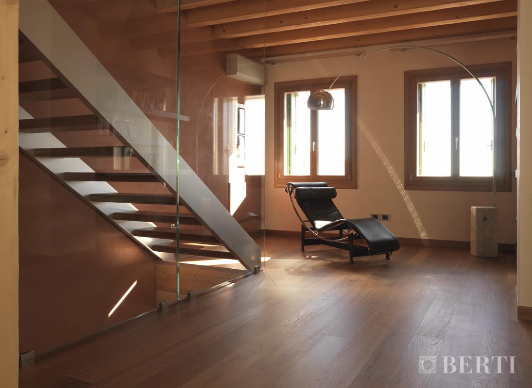 Berti pavimenti legno parquet multistrato tavole rovere