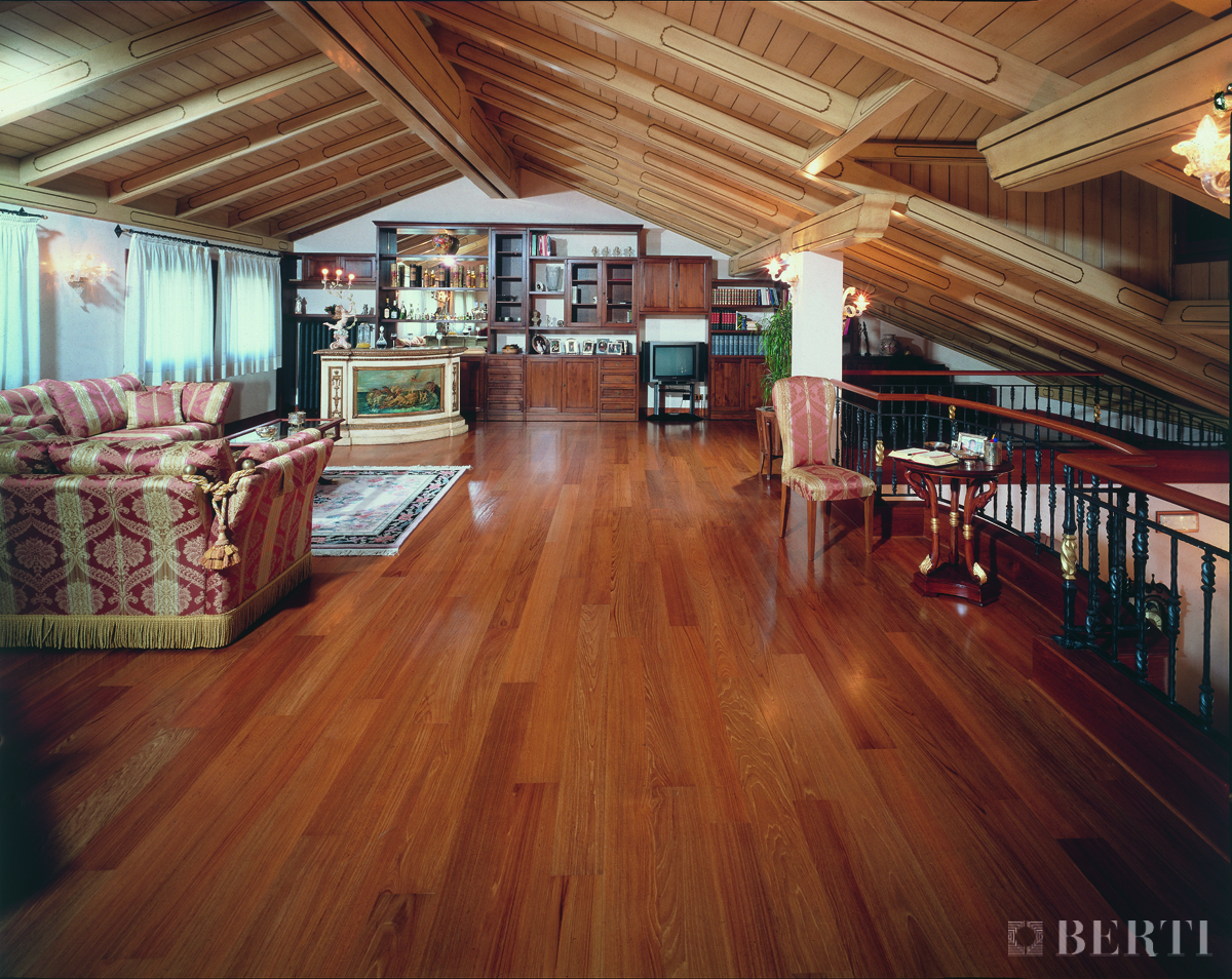 Berti pavimenti legno parquet tradizionale