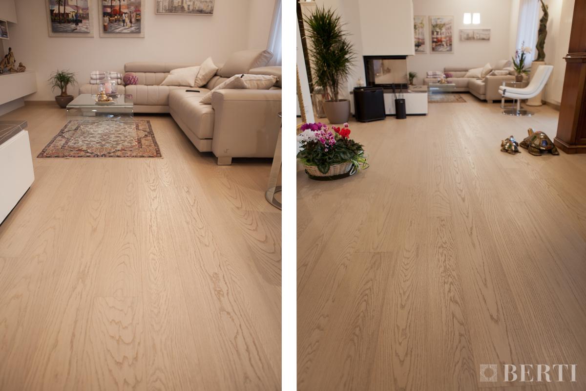 Parquet o gres excellent elegant a pavimento meglio - Pavimenti legno ikea ...