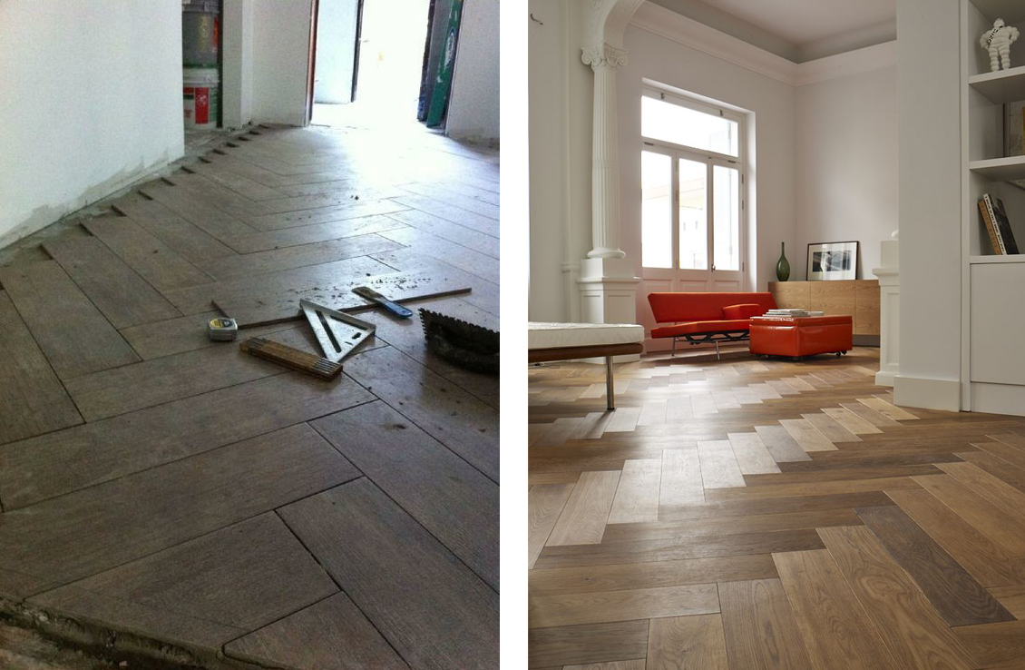 Wonderful Berti Consiglia Parquet Posa Spina