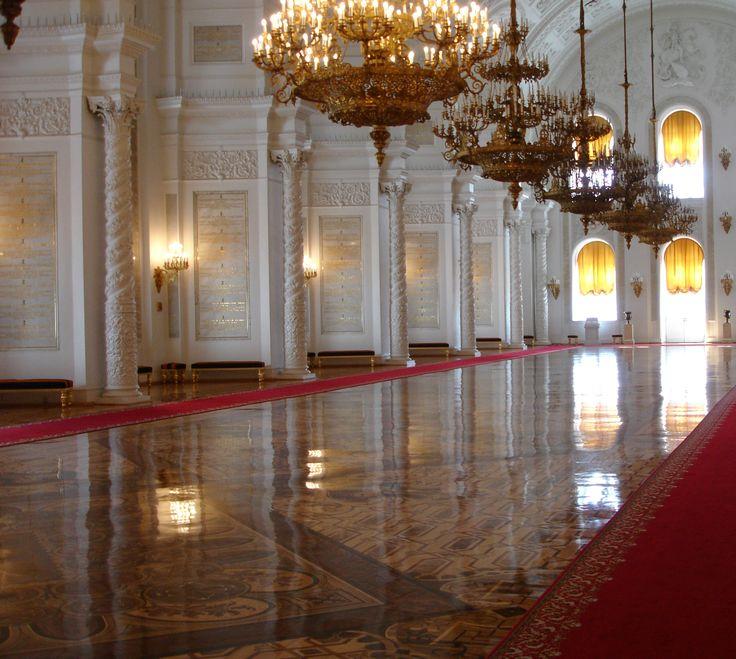 Il pavimento in legno in russia dall izba al cremlino for Berti parquet