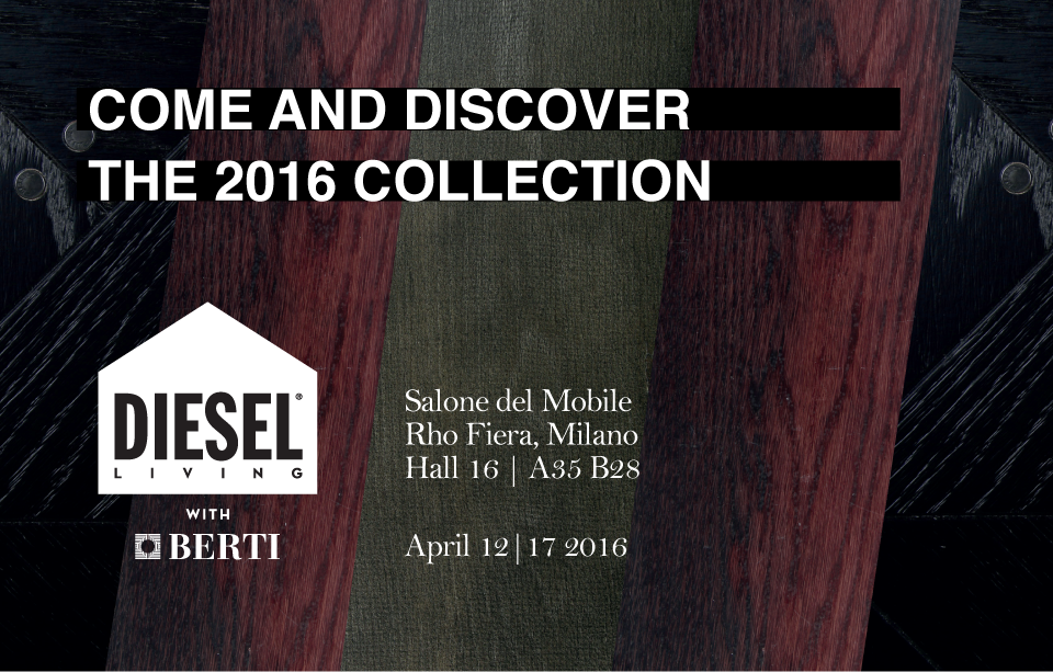 Come and discover the 2016 collection
